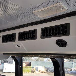 22-111 (6) Thomas C2 Crewhaul Bus Camera Storage