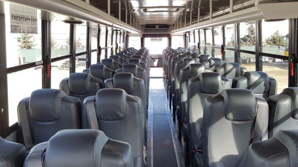 22-111 (7) Thomas C2 Crewhaul Bus Camera Storage