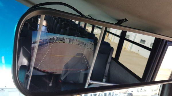 22-111 (8) Thomas C2 Crewhaul Bus Camera Storage