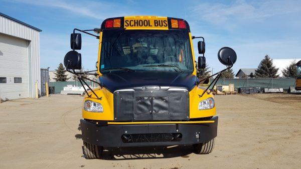 22-702 (2) Thomas C2 Detroit School Bus
