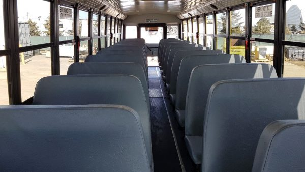 22-702 (4) Thomas C2 Detroit School Bus