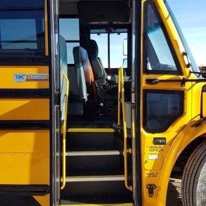 22-715 (1) Thomas C2 Cummins School Bus