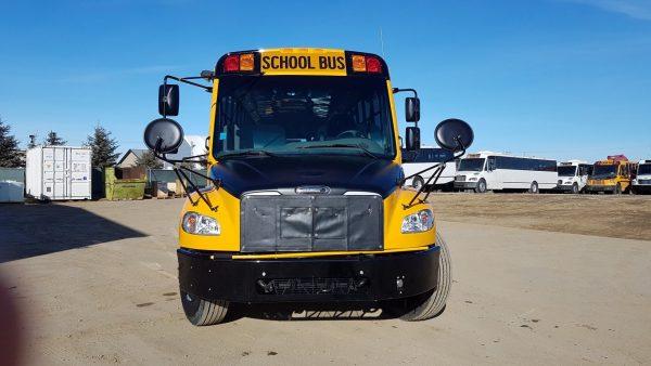 22-715 (2) Thomas C2 Cummins School Bus