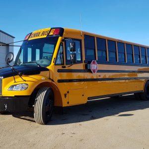22-715 (6) Thomas C2 Cummins School Bus