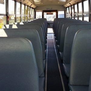 22-715 (8) Thomas C2 Cummins School Bus