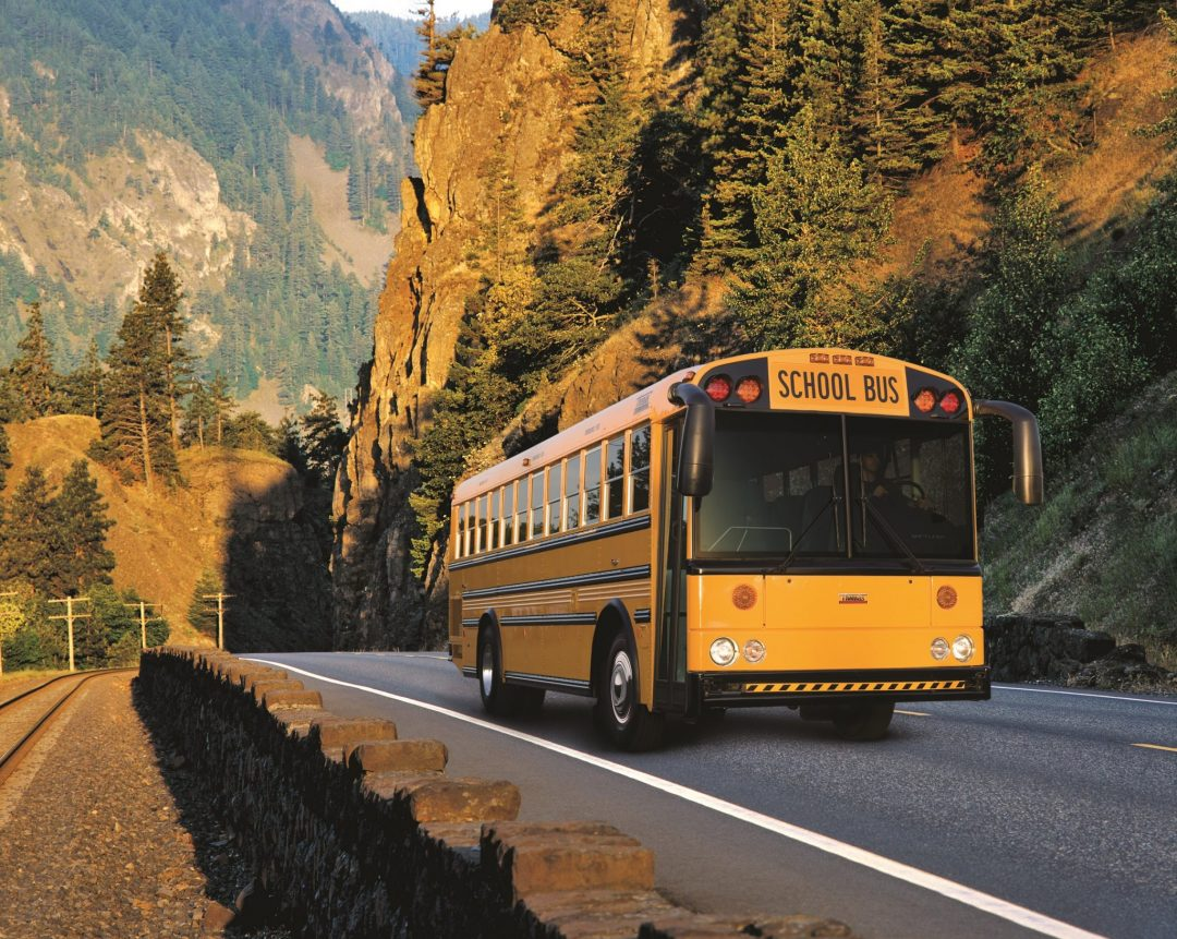 HDX School Bus