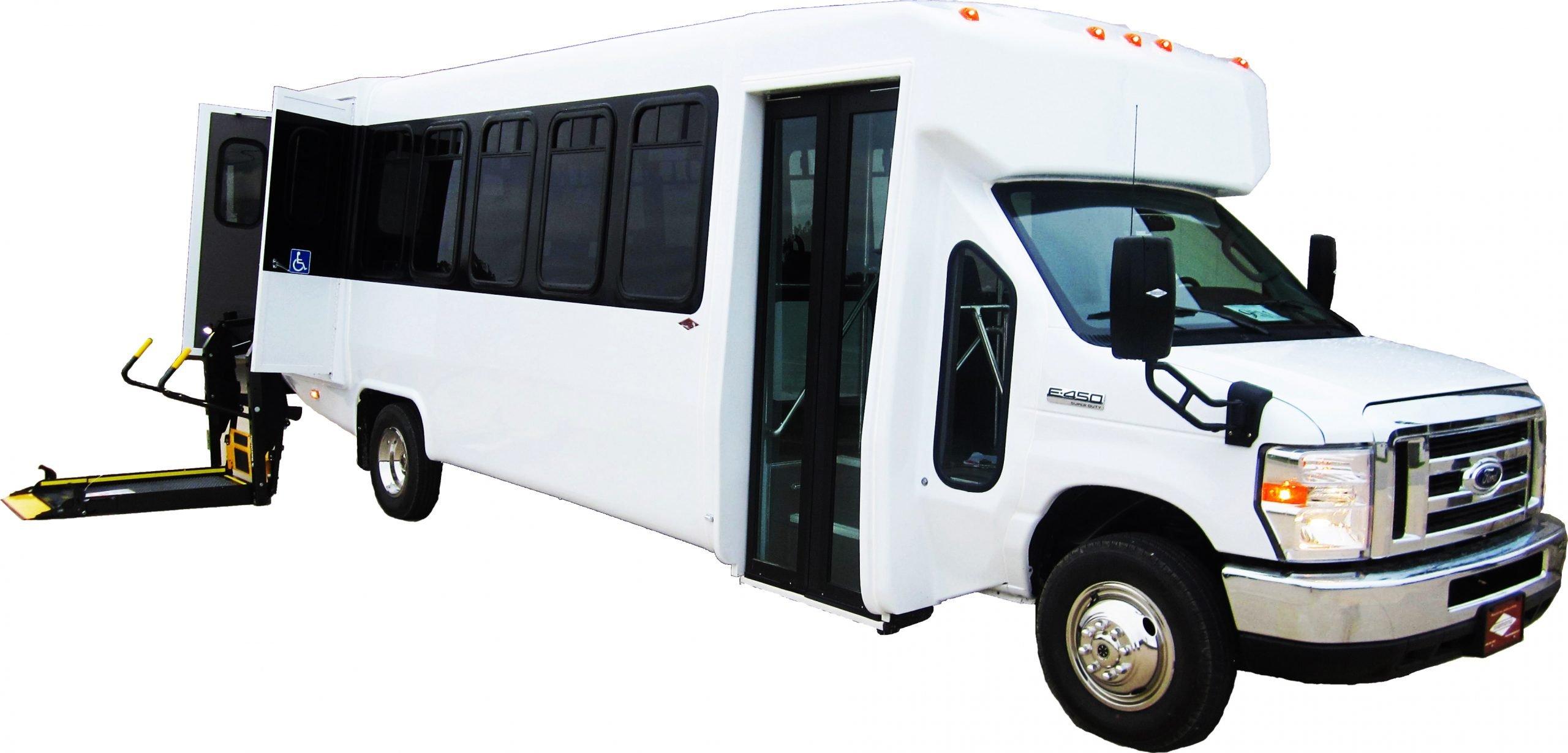 Paratransit Senior Bus