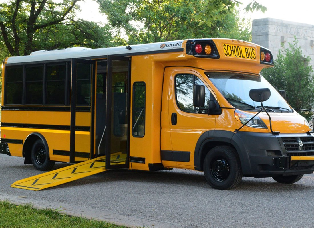 Collins School Bus